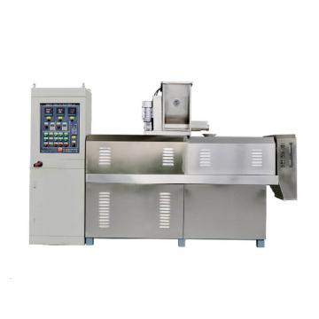Fully-Automatic and Stainless Steel Microwave Tes Fixing Machine for Business with Ce Made in China