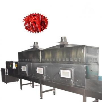 Tunnel Belt Microwave Bread Crumband Protein Powder Drying Machine