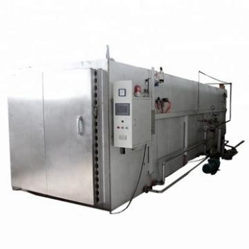 Heated Vacuum Drying Oven Chamber Equipment