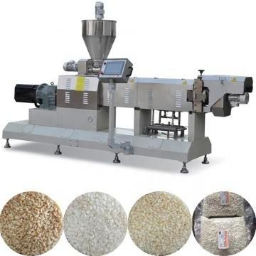 Ce ISO9001 Automatic Customized Double Screw Extruder Food Bulking Machine Corn Rice Cereal Grain Puffed Extruded Snack Expander Extrusion Line Machinery