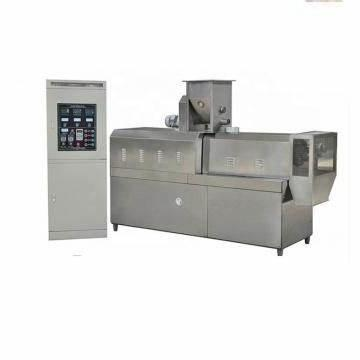 Crunchy Twisted Ring Ball Snacks Food Production Equipment