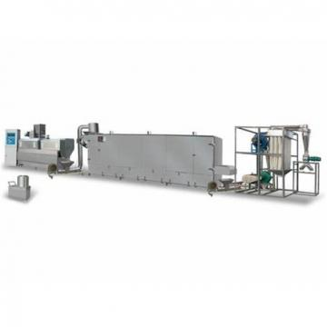 China Best Modified Starch Processing Equipment Fully Automatic Twin Screw Modified Starch Making Equipment Price Baby Food Equipment