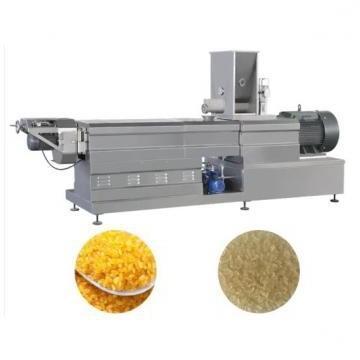 Low Consumption Corn Puffed Snacks Processing Machine