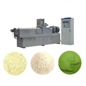 China Crispy Corn Flakes Grain Puffing Machine