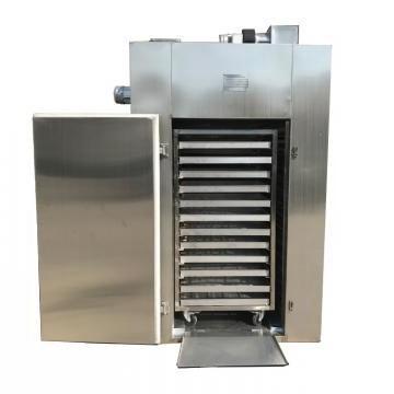 Easy Operation Grain Air Flow Puffing Rice Corn Bulking Machine