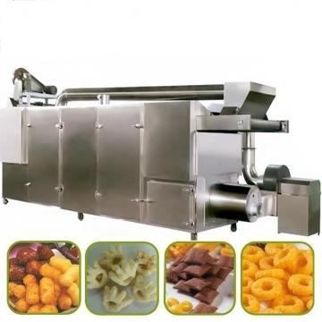 High Capacity Grain Puffing Machine with Two Years Warranty