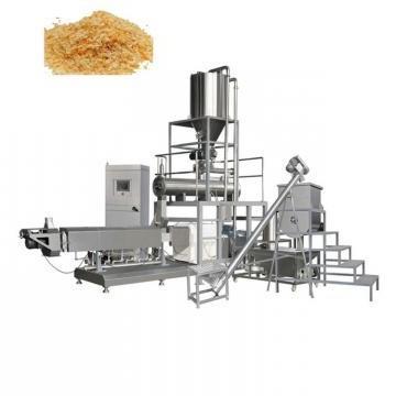 Rice Corn Snack Food High Pressure Grain Puffing Machine