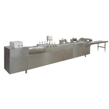 Snacks Machinery Cookies Production Line with Baking Oven and Mixer