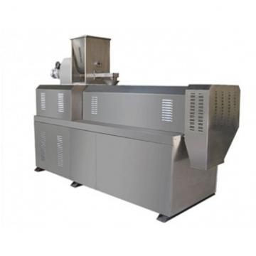 Single Screw Extruder for Snacks Small Snacks Food Making Machine
