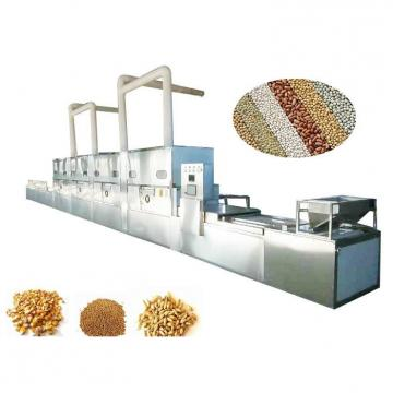 Single Screw Extruder Fried 3D Pellet Snacks Food Extruder