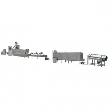 Floating Fish Feed Pellet Manufacturing Extruder Machine