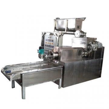 Small Capacity 100-150 Kg/H 200-250 Kg/H Dog Bird Cat Kibble Puppy Food Making Machine