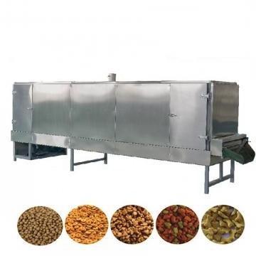 Twin-Screw Extruder Automatic Aquarium Fish Feed Manufacturing Making Machine