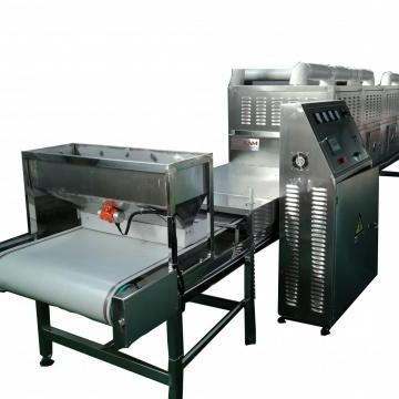 Industrial Microwave Frozen Meat Blocks Thawing Machine, Seafood Defrosting Machine