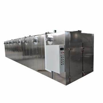 Microwave Sea Salt Drying Sterilizing Machine